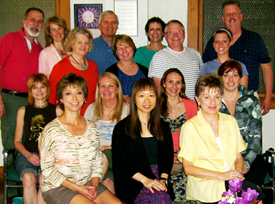 Attunement Practitioner Class 2012